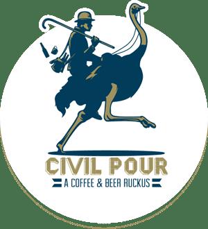 Civil Pour Main Navigation Logo