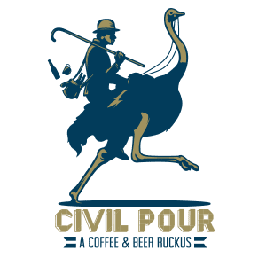 CIVIL POUR logo transparent square